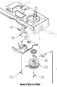 cub cadet rzt 42 parts manual