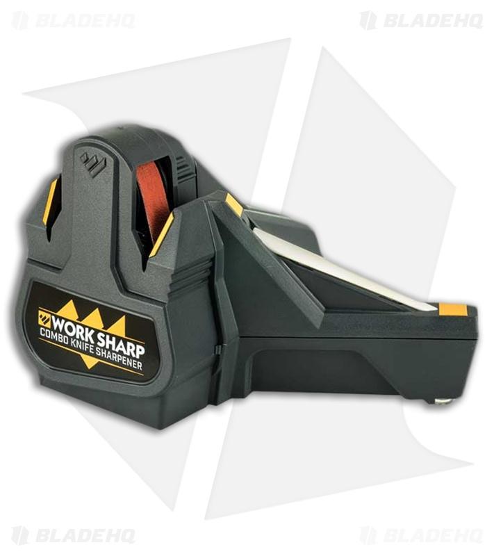 electric vs manual knife sharpener