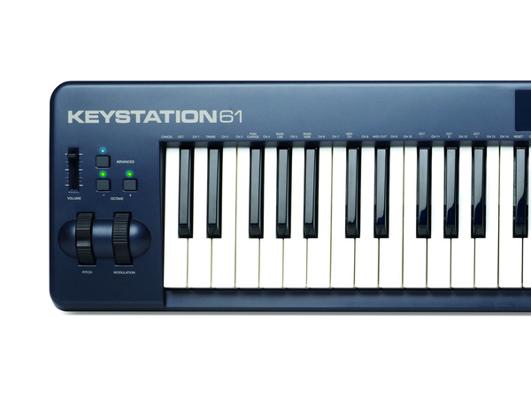m audio keystation 61 manual