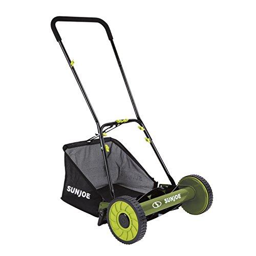 sun joe lawn mower manual