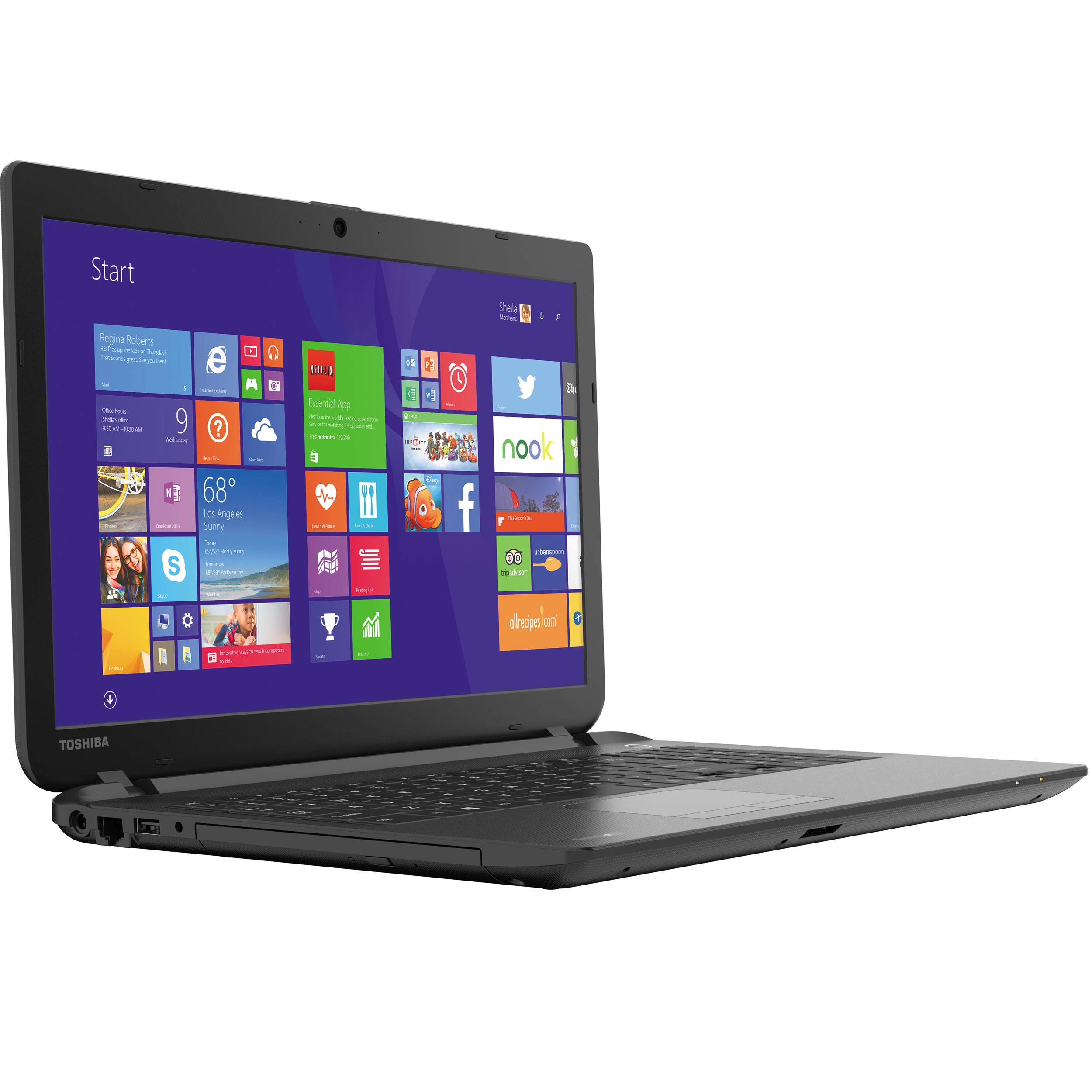 manual toshiba satellite c55 a