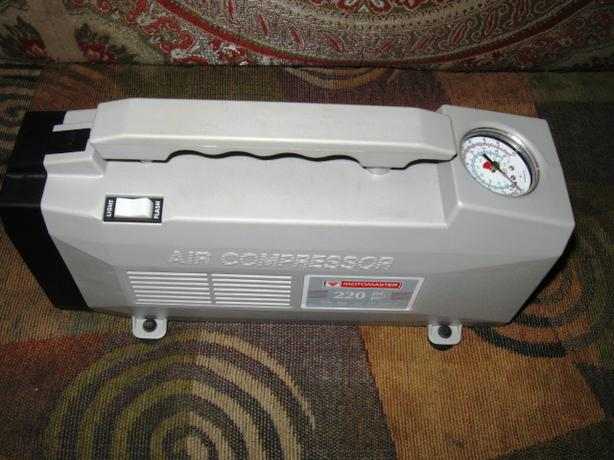 motomaster 12v programmable air compressor manual