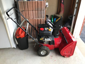 yard machine snowblower 21 inch manual