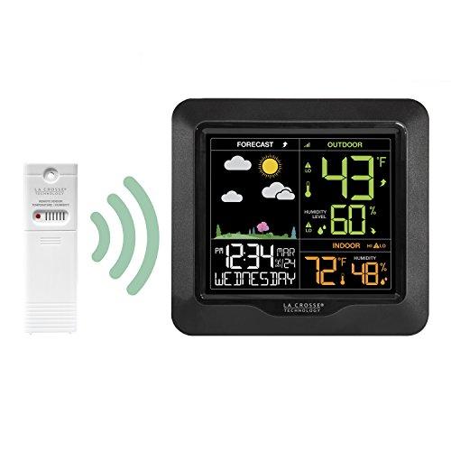 la crosse wireless weather station manual