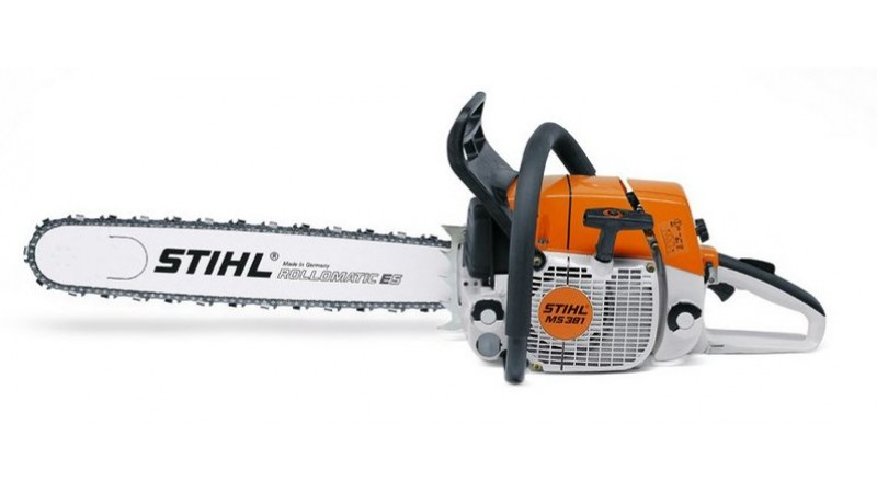 stihl ms 381 manual pdf