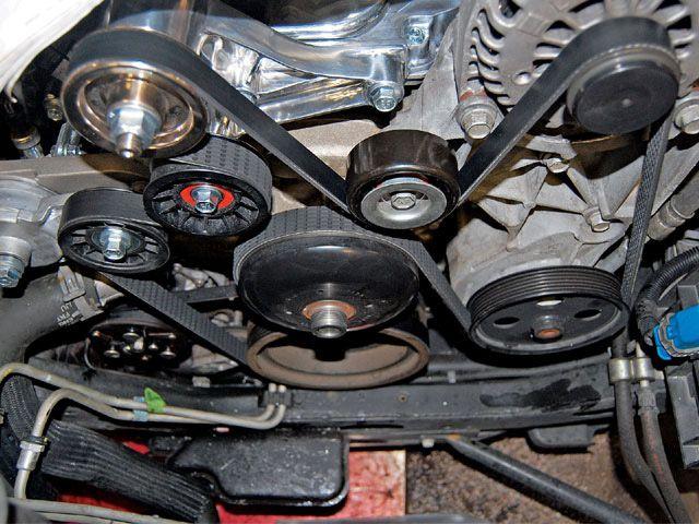 manual cam chain tensioner vs automatic