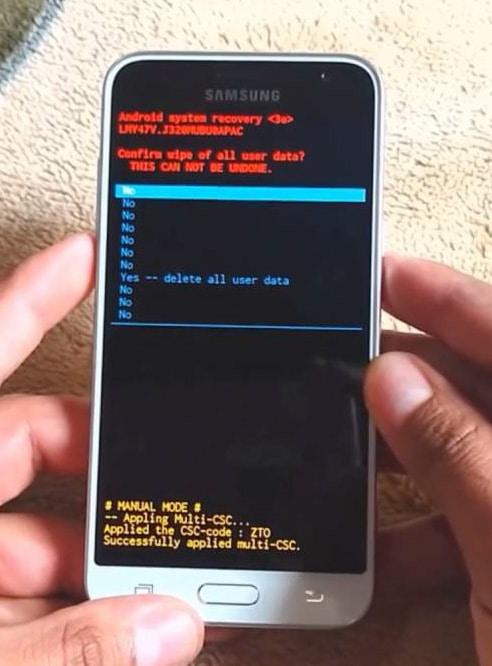 samsung galaxy j3 operating manual