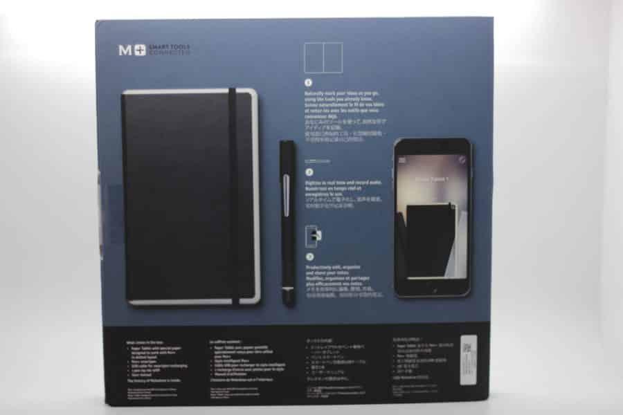 moleskine smart writing set manual