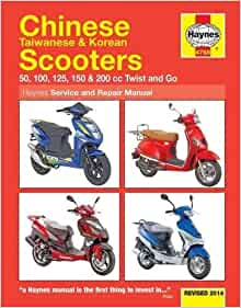 chinese scooter repair manual free download