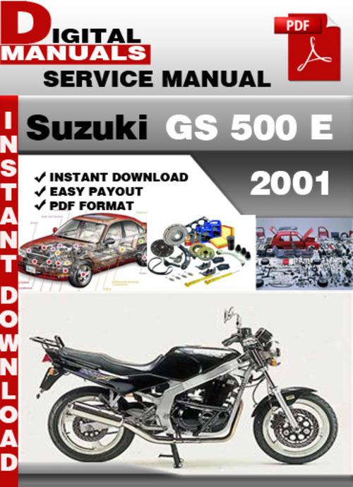 suzuki gsx750f manual free download