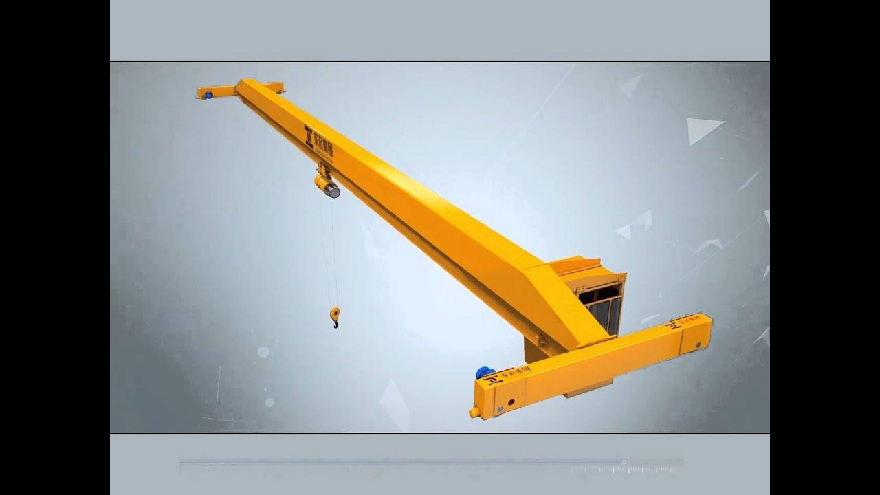 p h overhead crane manuals