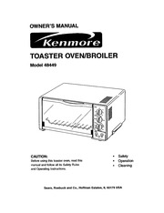 sunbeam t20 toaster service manual