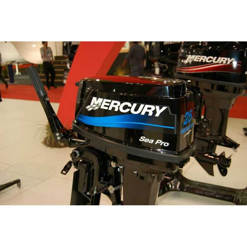 mercury sea pro 25 hp manual