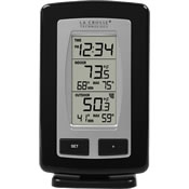 lacrosse indoor outdoor thermometer wireless manual