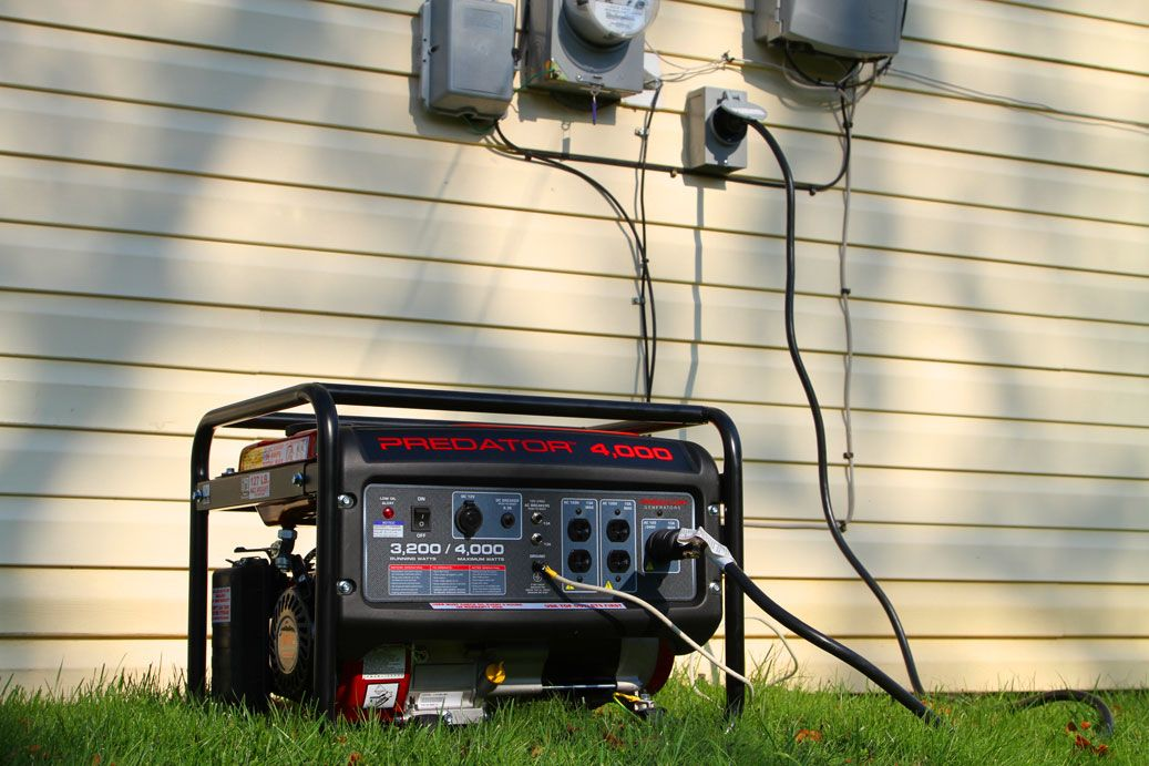 manual transfer switch for portable generator canada