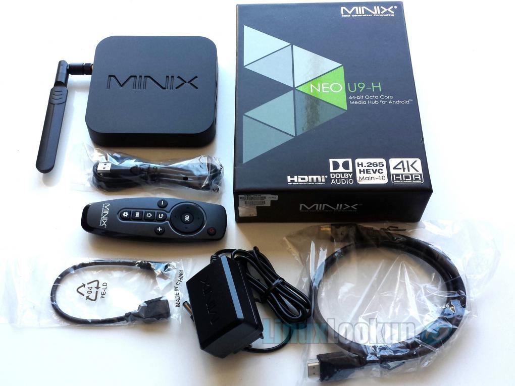 minix neo u9 h manual