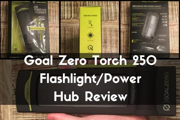 goal zero torch 250 manual