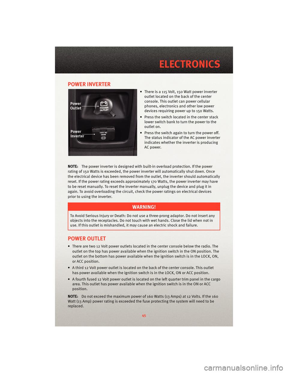 2010 dodge journey repair manual