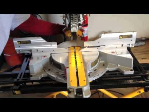 dewalt 10 inch miter saw manual