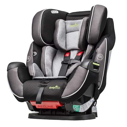 evenflo car seat instruction manual