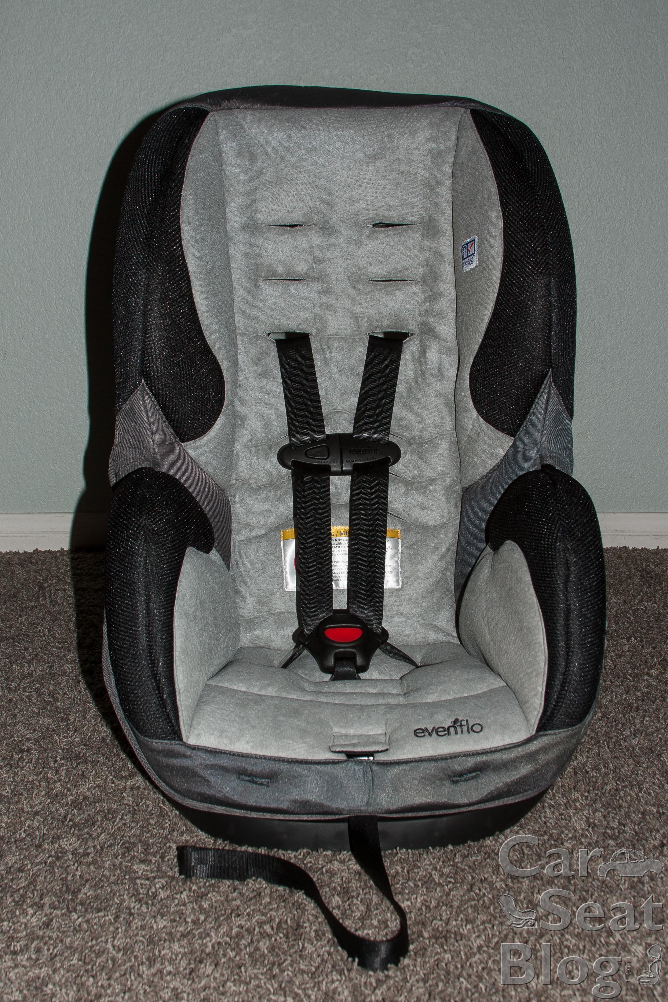 evenflo car seat sureride titan 65 manual