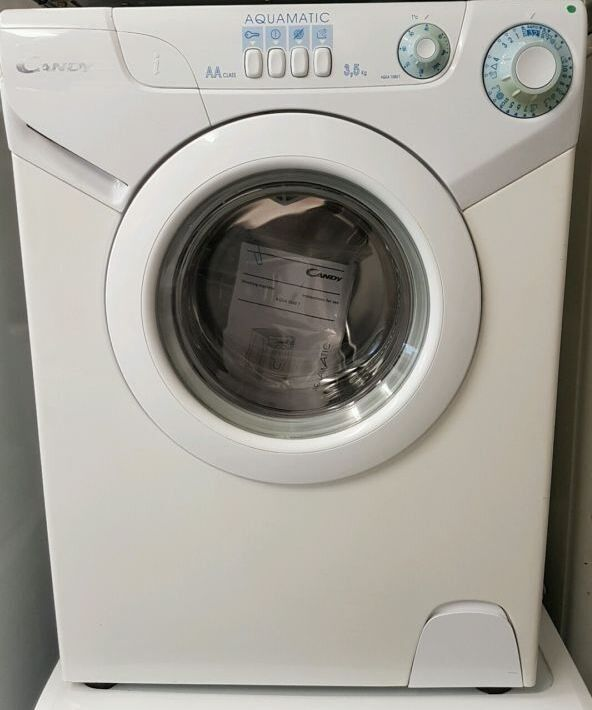 candy aquamatic 3.5 kg washing machine manual