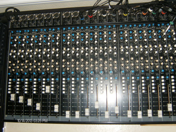 soundcraft spirit live 8 manual