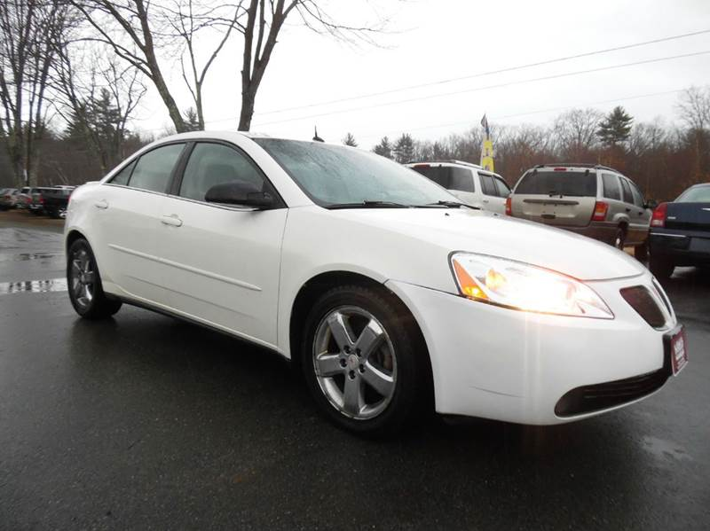 2005 pontiac g6 gt manual