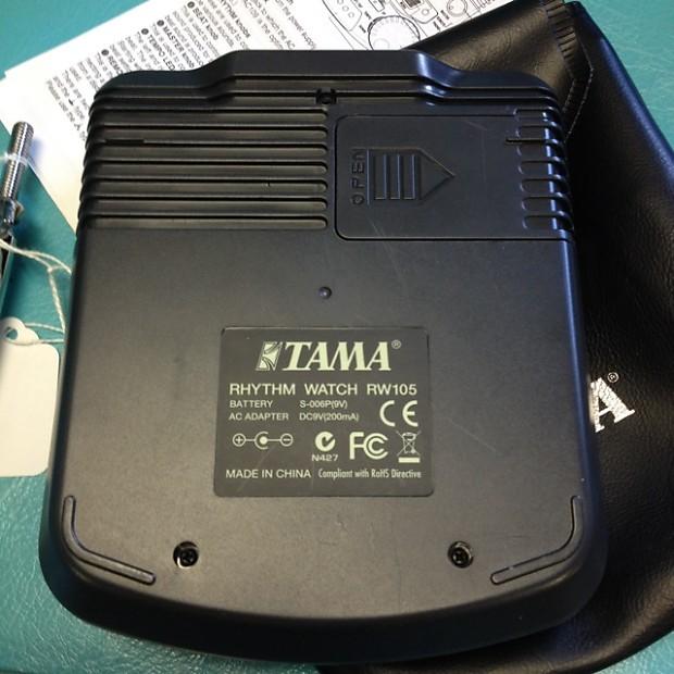 tama rhythm watch rw105 manual