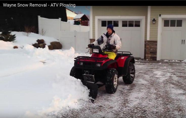homemade manual atv plow lift
