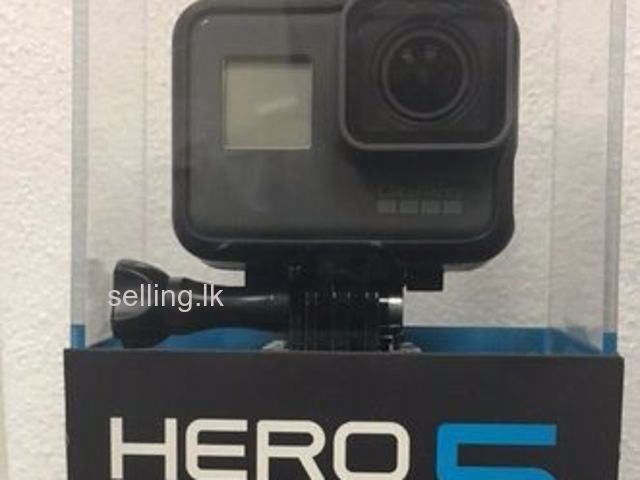 gopro hero 5 black manual