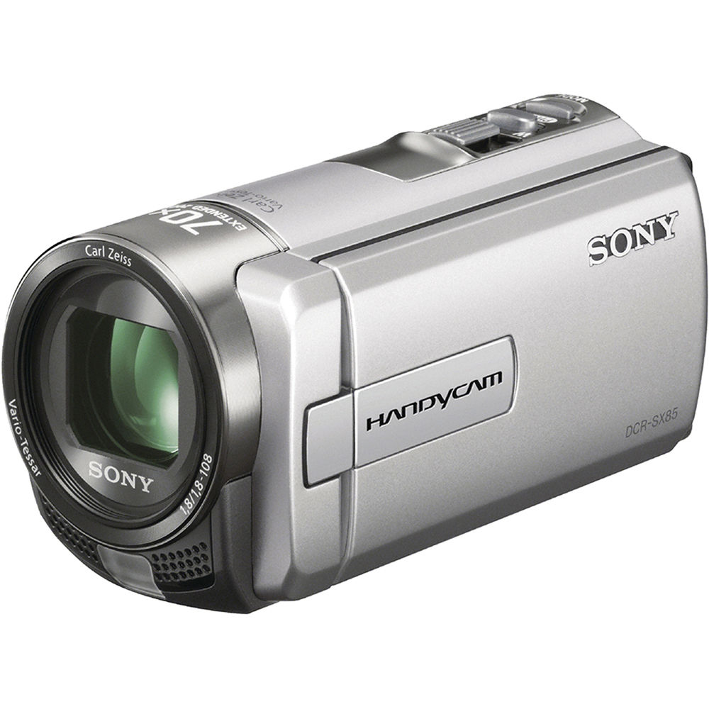 sony handycam dcr sx85 manual
