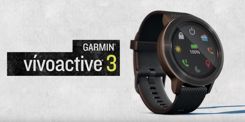 garmin vivoactive 3 manual pdf