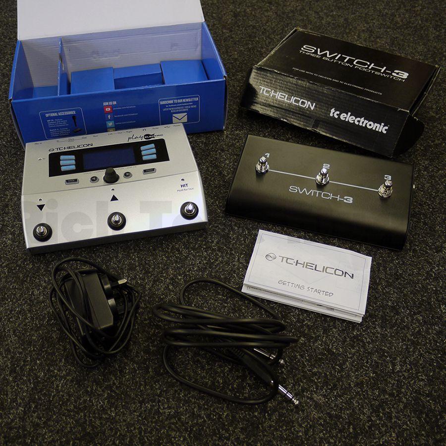 tc helicon voicetone h1 manual