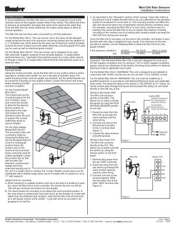 rain bird sst 1200s manual