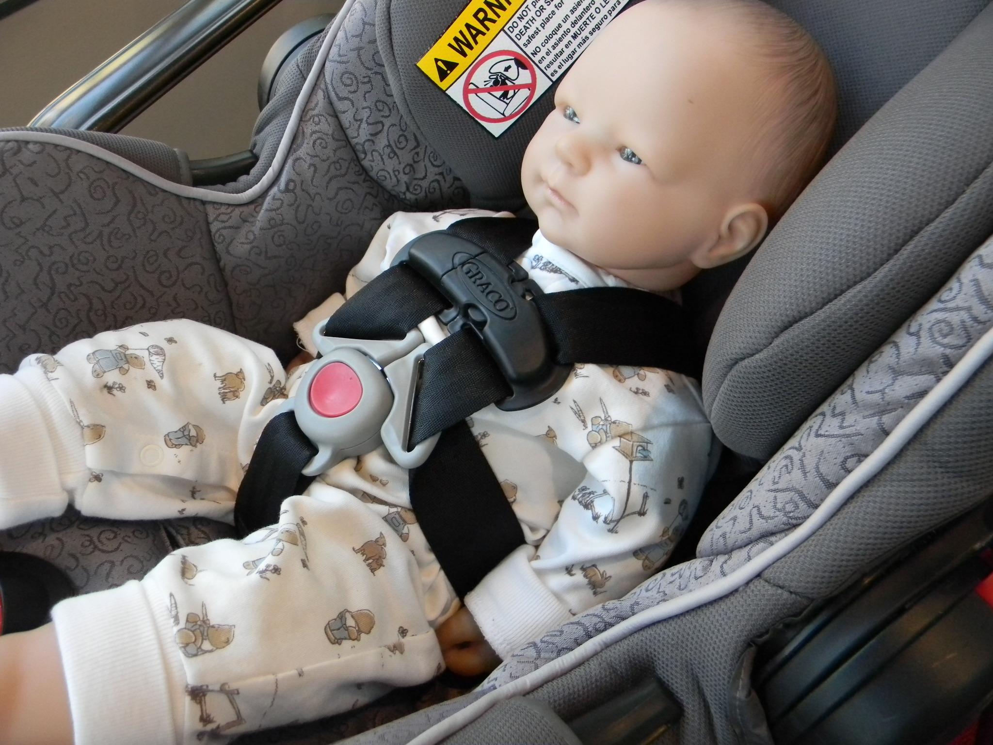 graco snugride click connect 35 infant car seat manual