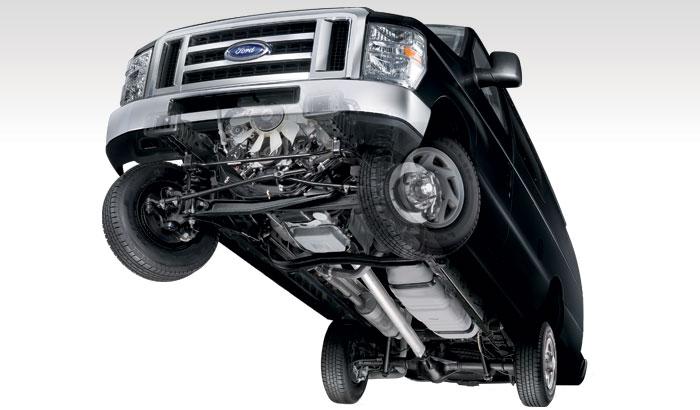 ford e 450 repair manual