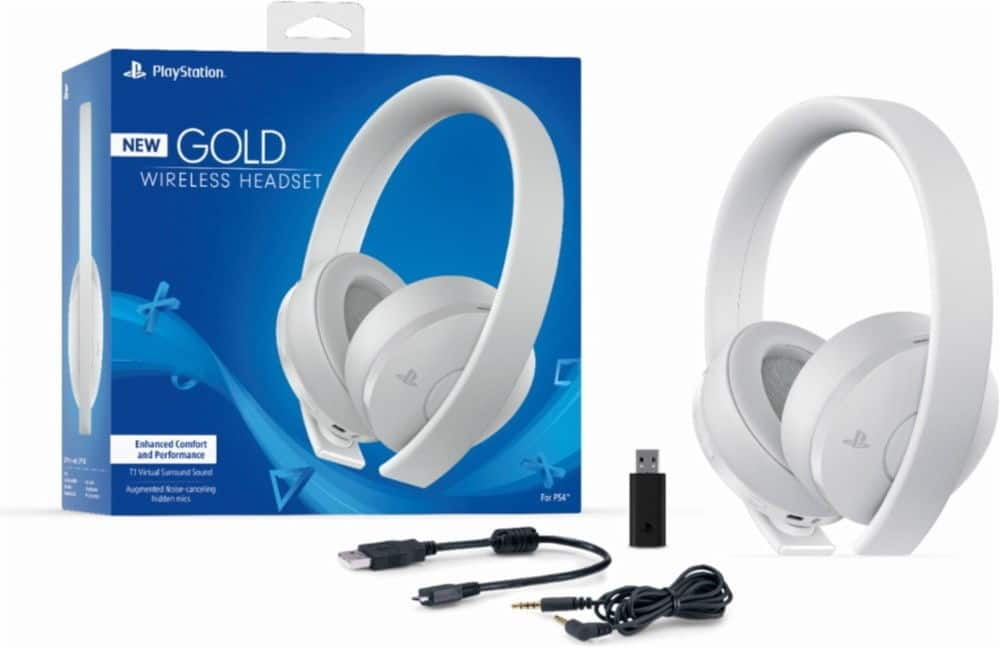 ps4 gold wireless headset manual