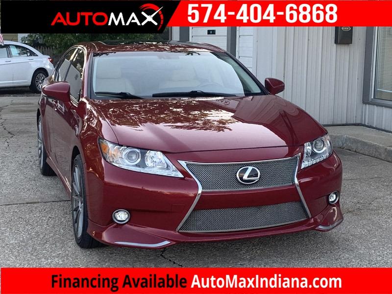 2012 lexus es 350 owners manual