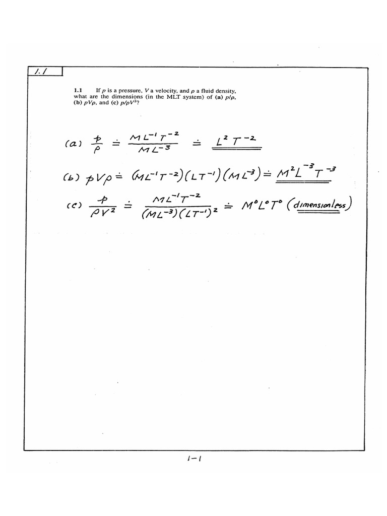 fundamental mechanics of fluids currie solution manual pdf