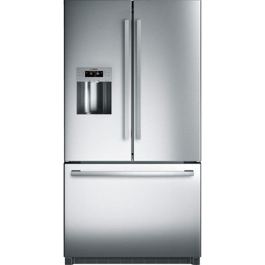 bosch french door refrigerator manual