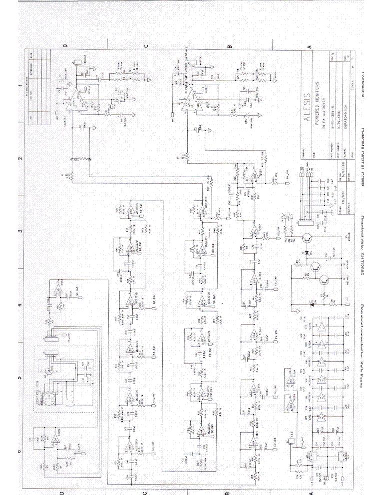 alesis midiverb 2 service manual