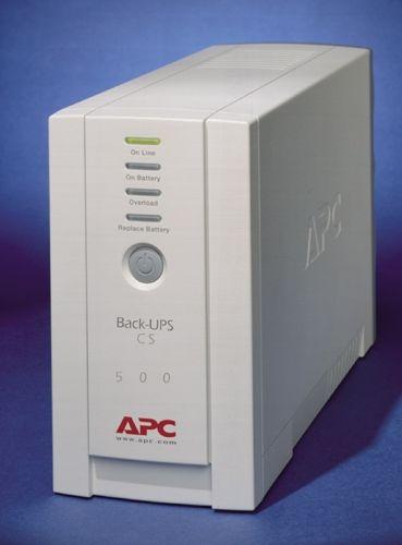 apc back ups 500 manual