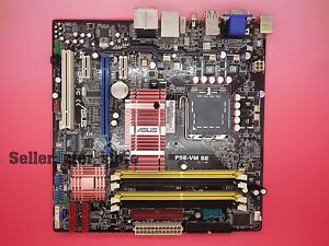 asus p5e vm do motherboard manual