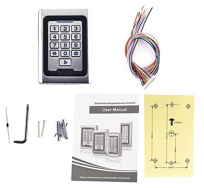 rfid access control v2000c manual
