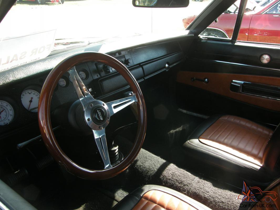 1970 dodge charger manual transmission