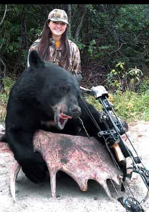 bear black bear compound bow manual