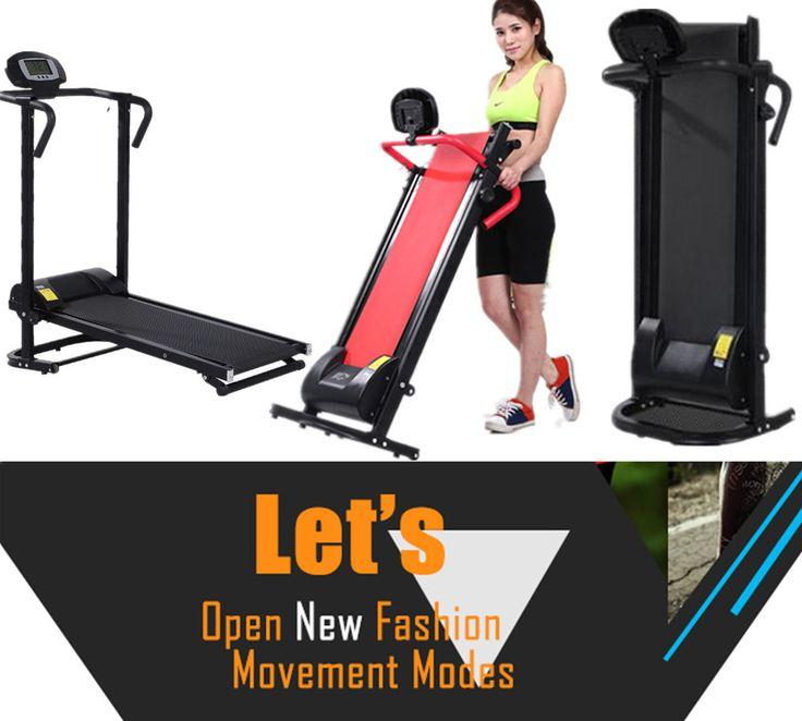 best manual treadmill for running