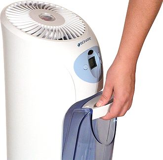 bionaire cool mist humidifier manual