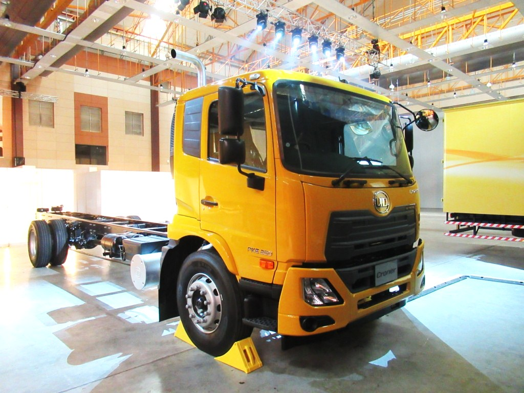 6 speed manual truck transmission